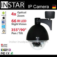 INSTAR IN-4011 Wireless Secrurity Camera