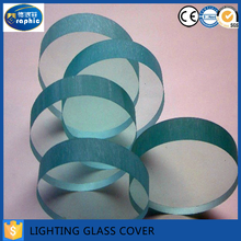 small tempered glass for melting furnace sight