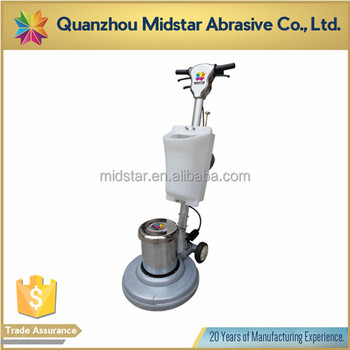 Midstar Multi-functional floor water polishing machine