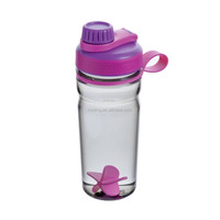 Protein Shake Water Bottle - Best Drink Mixer Blender For Smoothies, Powder Mixes And More - 600ML/20oz