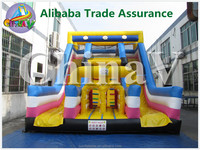 Inflatable Obstacle Course Slide water slide, inflatable sports game , inflatable bouncers for Amusement Park