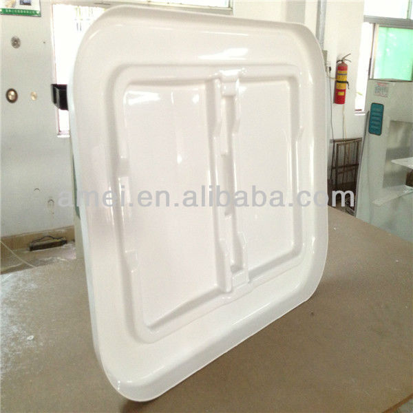 Plastic ABS car roof cover/UV restraint cover