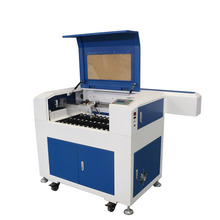 High precision nice pattern engraving machine / 6040 mini laser cutter engraver from China