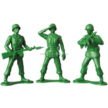 Custom 3D pvc figure, OEM3D pvc game figures ,Cartoon soldier miniature plastic board game figures
