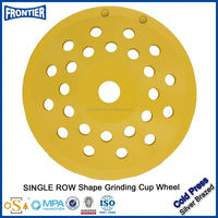 Factory manufacturer cheap price 7 inch diamond grinding cup wheel