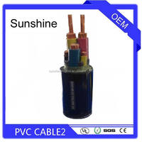 VV low voltage 4 6 10 mm2 section TUV cable