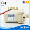 Single-stage centrifugal mini hot water pump 12v with brushless motor