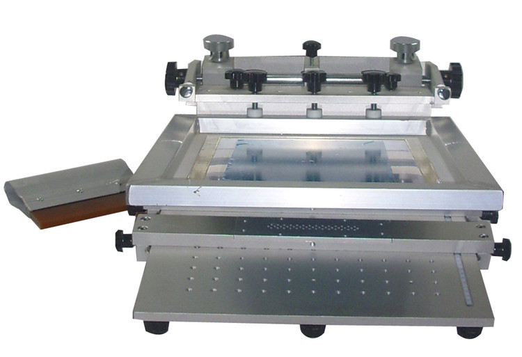 Manual high precision screen printing / Solder Paste Stencil Printer Supplier / SMD Electrical Equipment T4030 (TORCH)