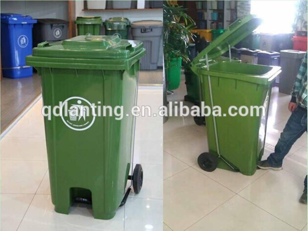 Industrial Garbage Containers : Hot sale wheelie bin litre green buy