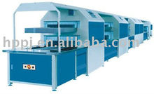 HP-9900 TYPE DOUBLE-LAYER SOLE ATTACHING PRODUCTION LINE