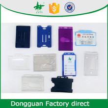 advertising cheap plastic id card holder