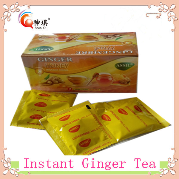 Herbal Tea Type, instant ginger tea drink China supplier
