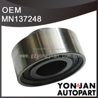 MN137248 idler pulley tensioner engine bearings For Mitsubishi 4G69