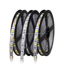 5Meter/300LEDs Black PCB Board 5050 3528 2835 5050 5630 RGB High Quality LED Strip Light Flexible Tape Lamp Than SMD LED Strip
