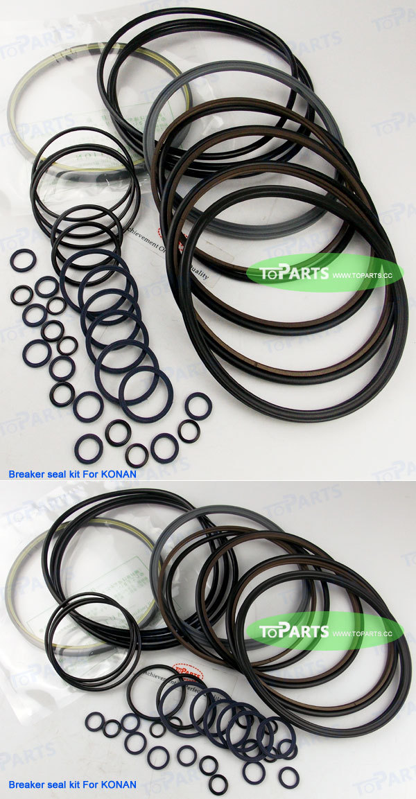 MKB1500 MKB1600 Hydraulic Breaker Seal kit For KONAN MKB1500 Hydraulic Hammer Seal Kit MKB-1500 Breaker seal kit