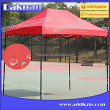2017 Mini 3x4.5 Steel Frame Canopy for Outdoor Works