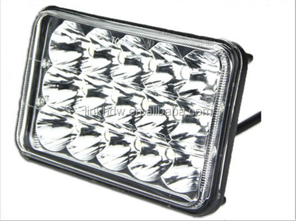 45W LED Working Light Bar