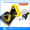 TPF new hot selling multi-function mini portable factory price mini auto car tire inflator