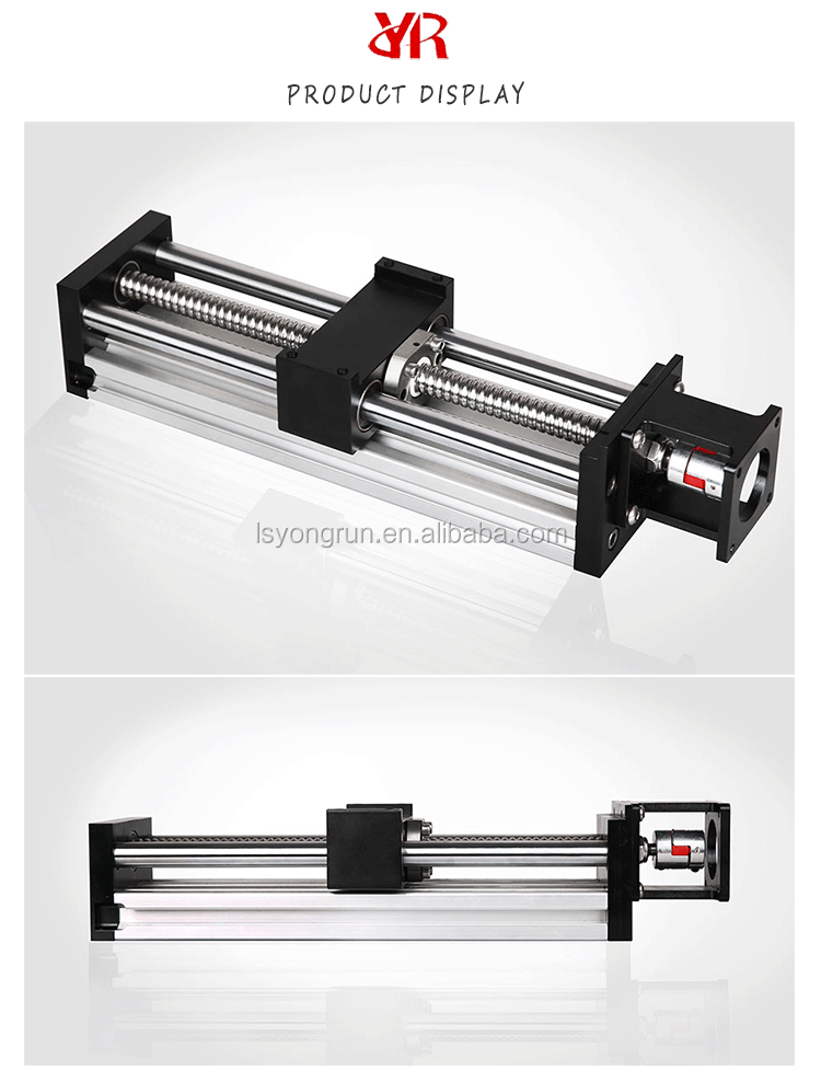 Linear Stage 3 Axis Xyz Motorized Linear Motion Stage