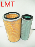 Diesel engine parts Air filter K2036 for Dongfeng