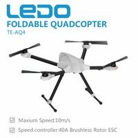 LEDO Cool DJI Professional Quadcopter RC Drone with TE-AQ4