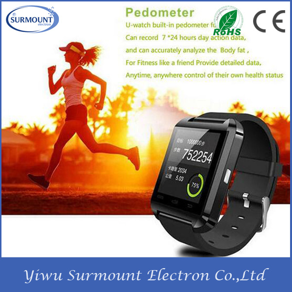 Waterproof Android Watch hone U8 Bluetooth Android Smartwatch U8