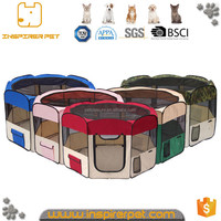 Puppy tent playpen folding playpen for dogs