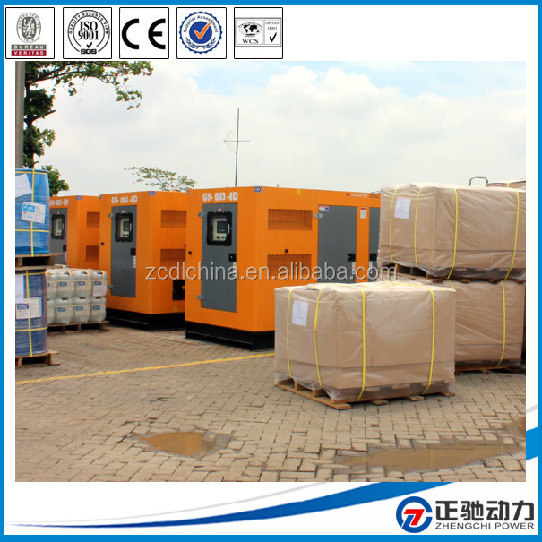 Industrial diesel generator set 750KVA for sale