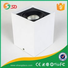 Round ceiling light 5w 7w 9w 12w 18w SMD led surface mounted down light