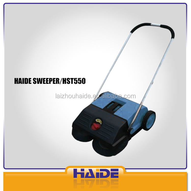 floor sweeper machine HST550 cleaning sweeper