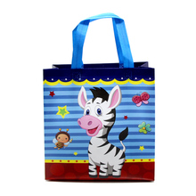 New fashion design cute pp non woven shopping bag, reusable pp non woven bag