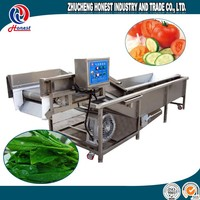 Quick Industrial Fruit and Vegetable Washer machinery