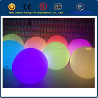 2016 new Gaint inflatable LED balls,giant colour changing led ball lights,led light for balloon