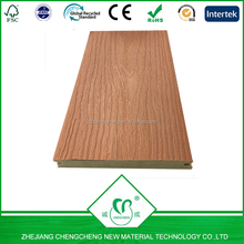 Eco-friendly waterproof WPC co-extrusion floor deck for outdoor use