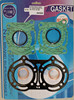 Top end gasket set for ATV