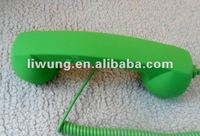 Pop colorful anti-radiation mobile phone handset