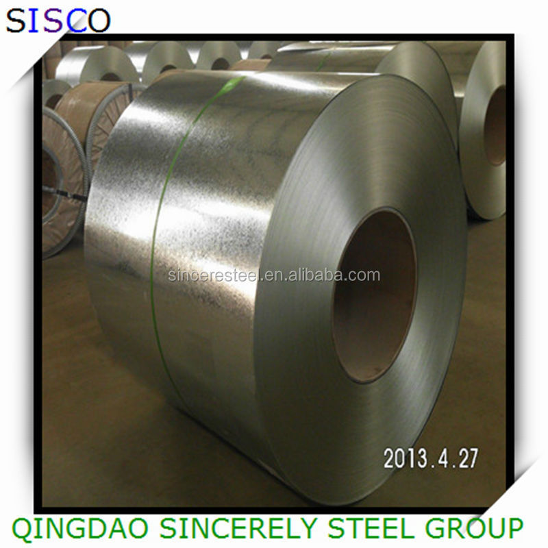 Zn 200g Galvanized steel strips with prime quality cheaper price