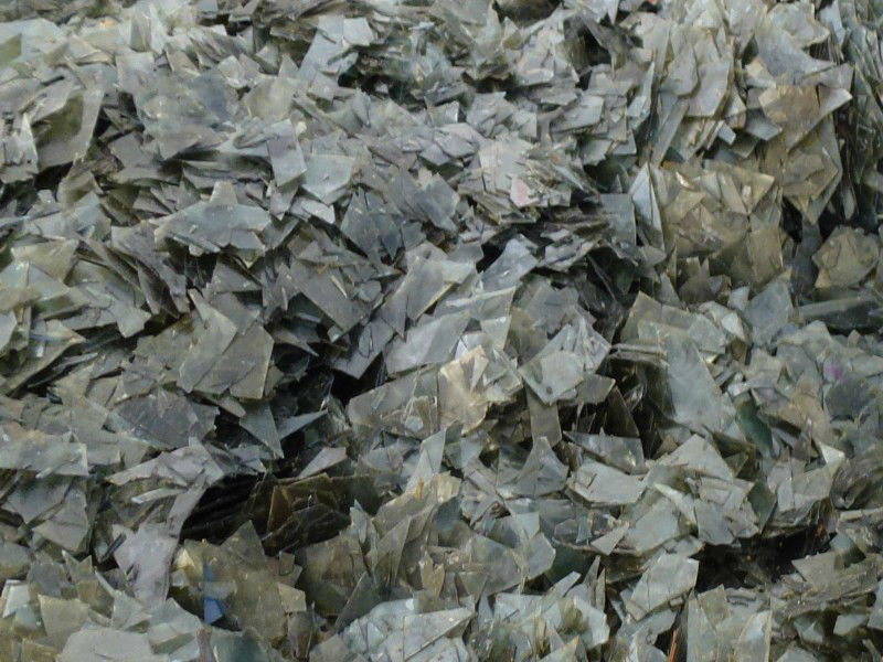 PET Flakes from X-Ray Film Recycling