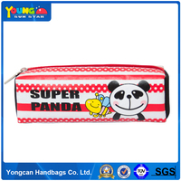 2016 New Pencil Bag School Office Pen Cases , Colorful Pencil Bag