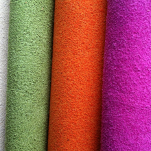 China textile micro suede fabric, microfiber suede fabrics manufacturers for new cloth and bag fabric suede