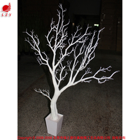 Handcraft cheap artificial decorative white dry coral branch tree for table decorations and wedding