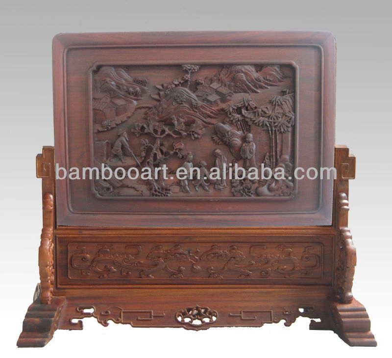 decorative wood carving for sale