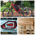 high performance Enduro bomber electric motor 5000w road bike frame