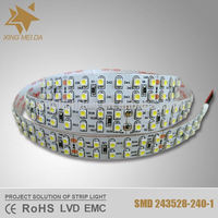 Factory price waterproof uv led strip 3528