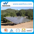 Solar PV Ground Mount Racking Solutions with Ground Screw