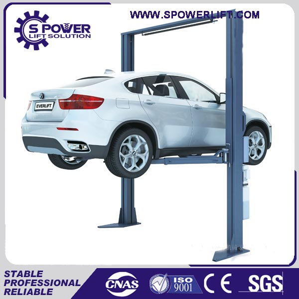 Best quality car jack lift used in ground hydraulic car lift