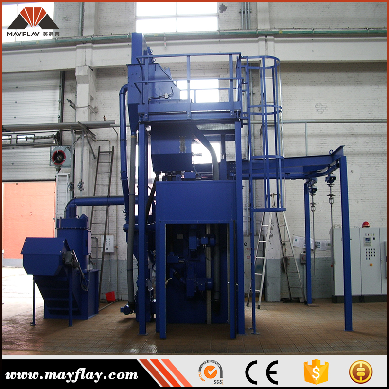 MAYFLAY Machinery High Quality Dustless Blasting Machine Sand Blasting High Demand Products India