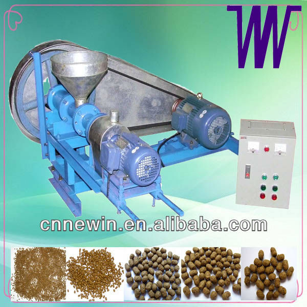 Commercial Pet/Fish Food Making Machine