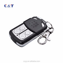 433mhz Remote Control Key Fob Electric Wireless Cloning Gate Garage Door Cloner
