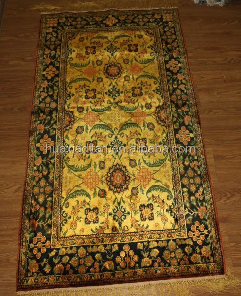 LUXURY CLASSIC HAND MADE SILK CARPET FACTORY PRICE